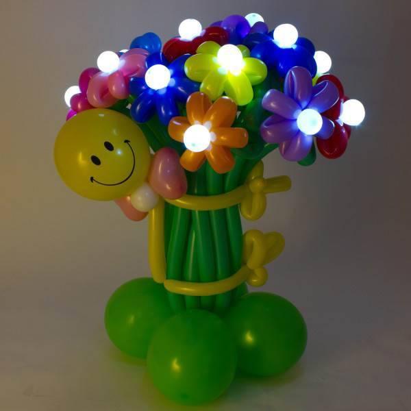 """Фигура из шаров """" Светлячок"""""""
