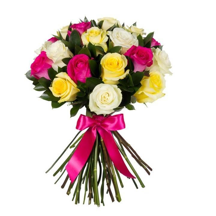 """Букет из разных роз """"Ассорти из роз"""""""