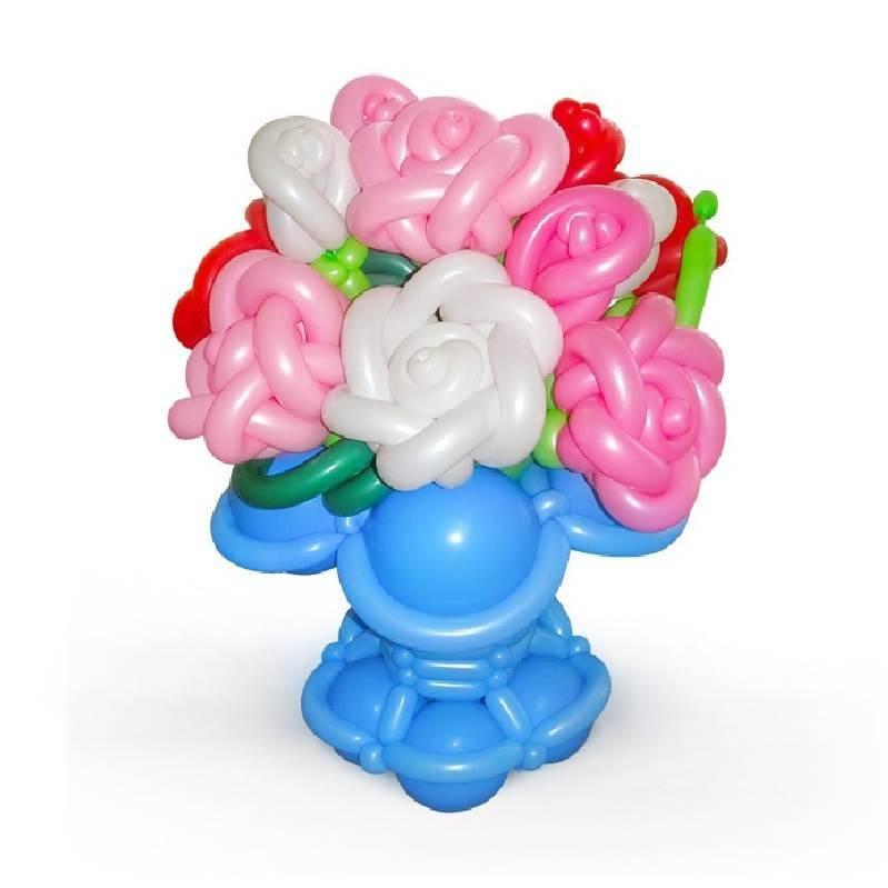 """Букет из шаров """"Аромат розы"""""""