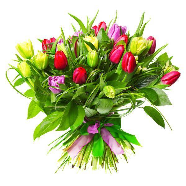 """Букет из тюльпанов """"Цвет весны"""""""