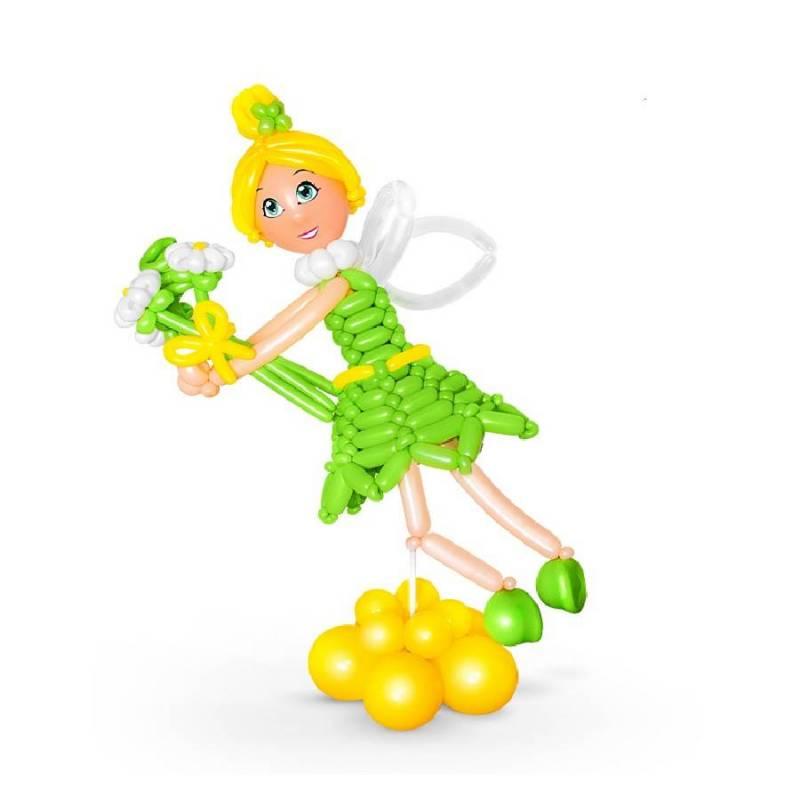 Фигура из шаров Фея Динь-Динь