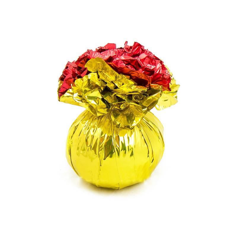 Грузик для шаров двухцветный