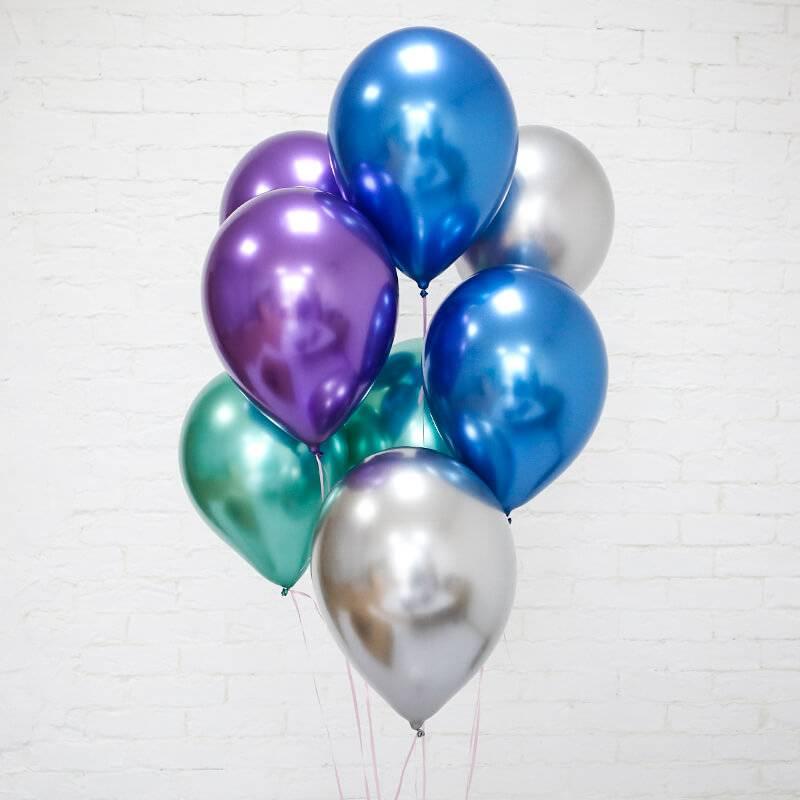 Хромированные шары