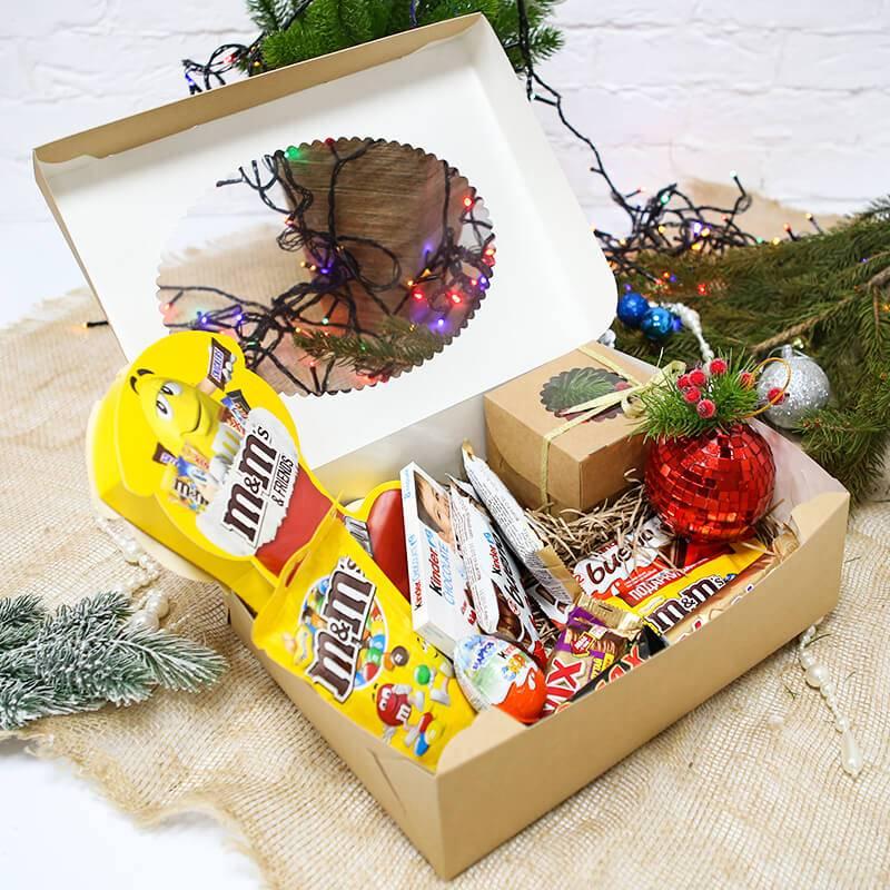 """Подарочный набор для детей """"Сладкоежка"""""""