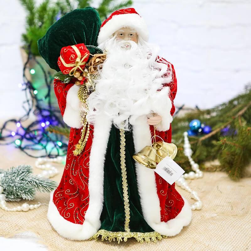 """Сувенир """"Дед мороз"""" в красном"""