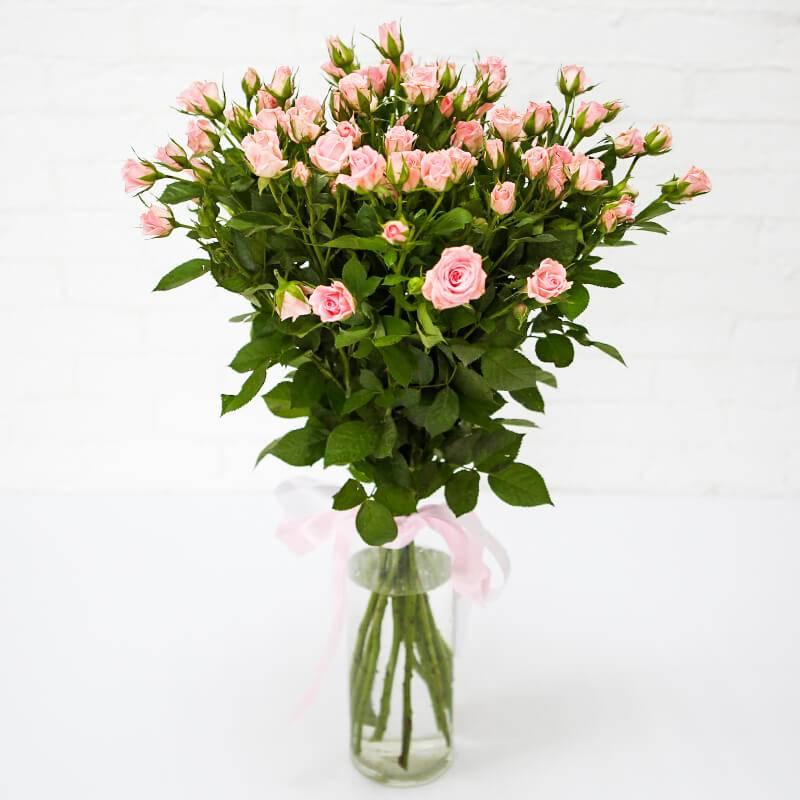 """Кустовая роза """"Лидия"""""""