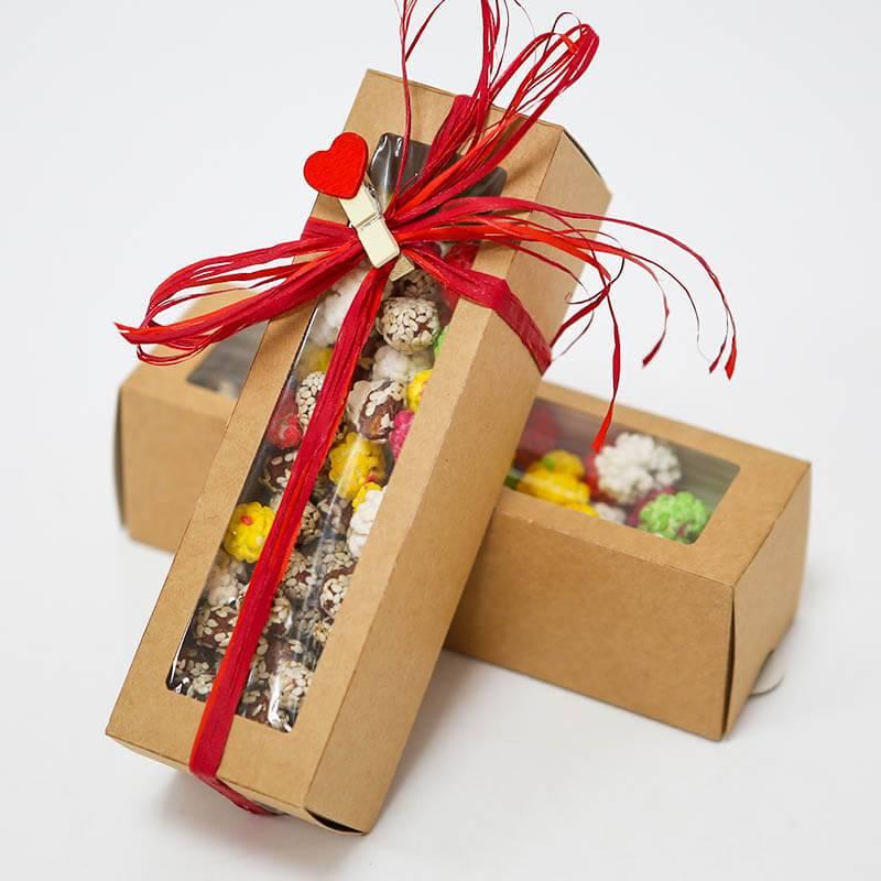 Арахис в подарочной коробке