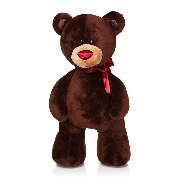 Мягкая игрушка Медведь Choco стоячий