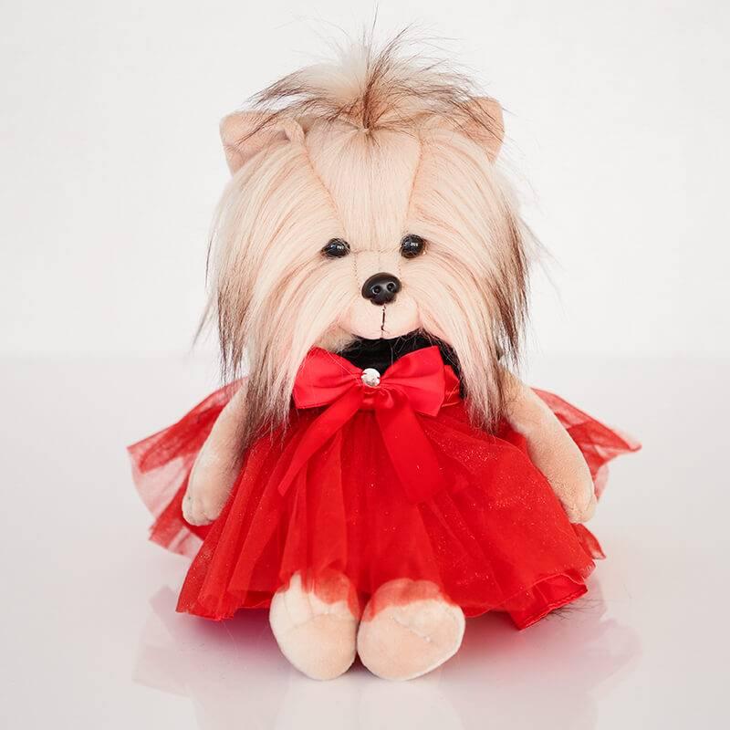Мягкая игрушка Лаки Йойо: Фиеста | Lucky Doggy