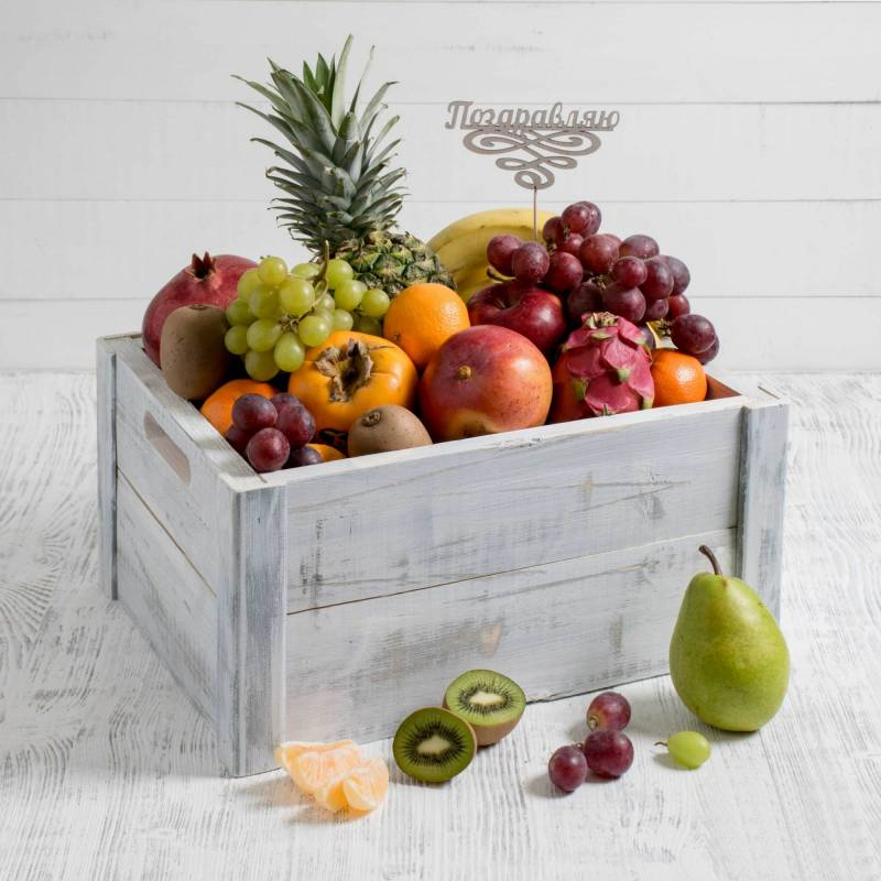 """Набор фруктов """"Фруктовый бум"""", большой"""