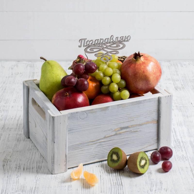 """Набор фруктов """"Фруктовый бум"""", маленький"""