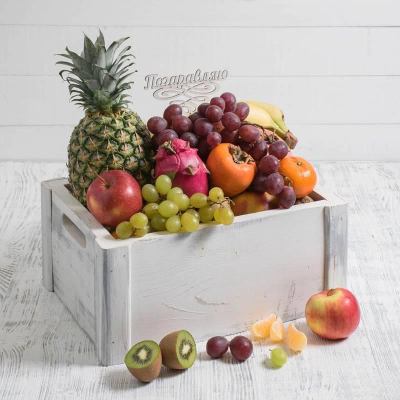 """Набор фруктовый """"Тропический бум"""", средний"""