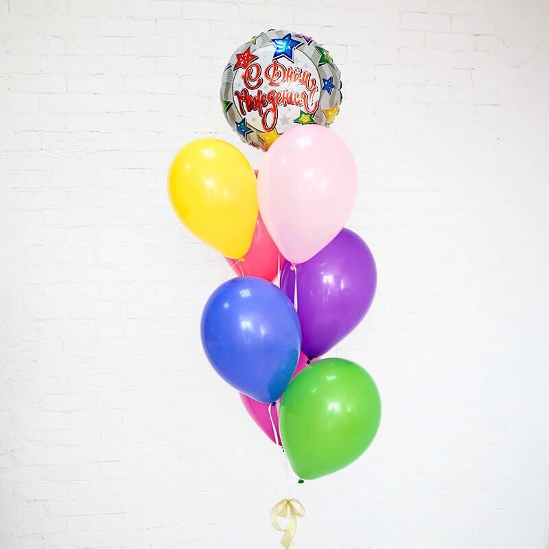 """Набор из воздушных шаров  """"День рожденья"""""""