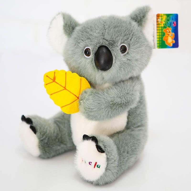 Мягкая игрушка Коала плюшевый в ассортименте 20 см