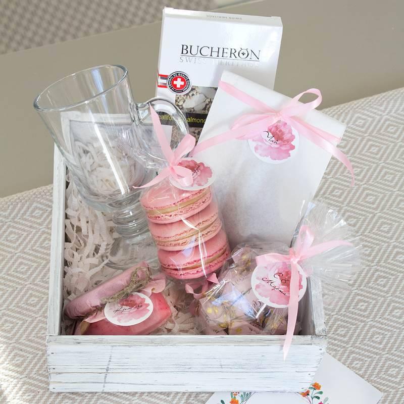 Подарочный набор «Фламинго»
