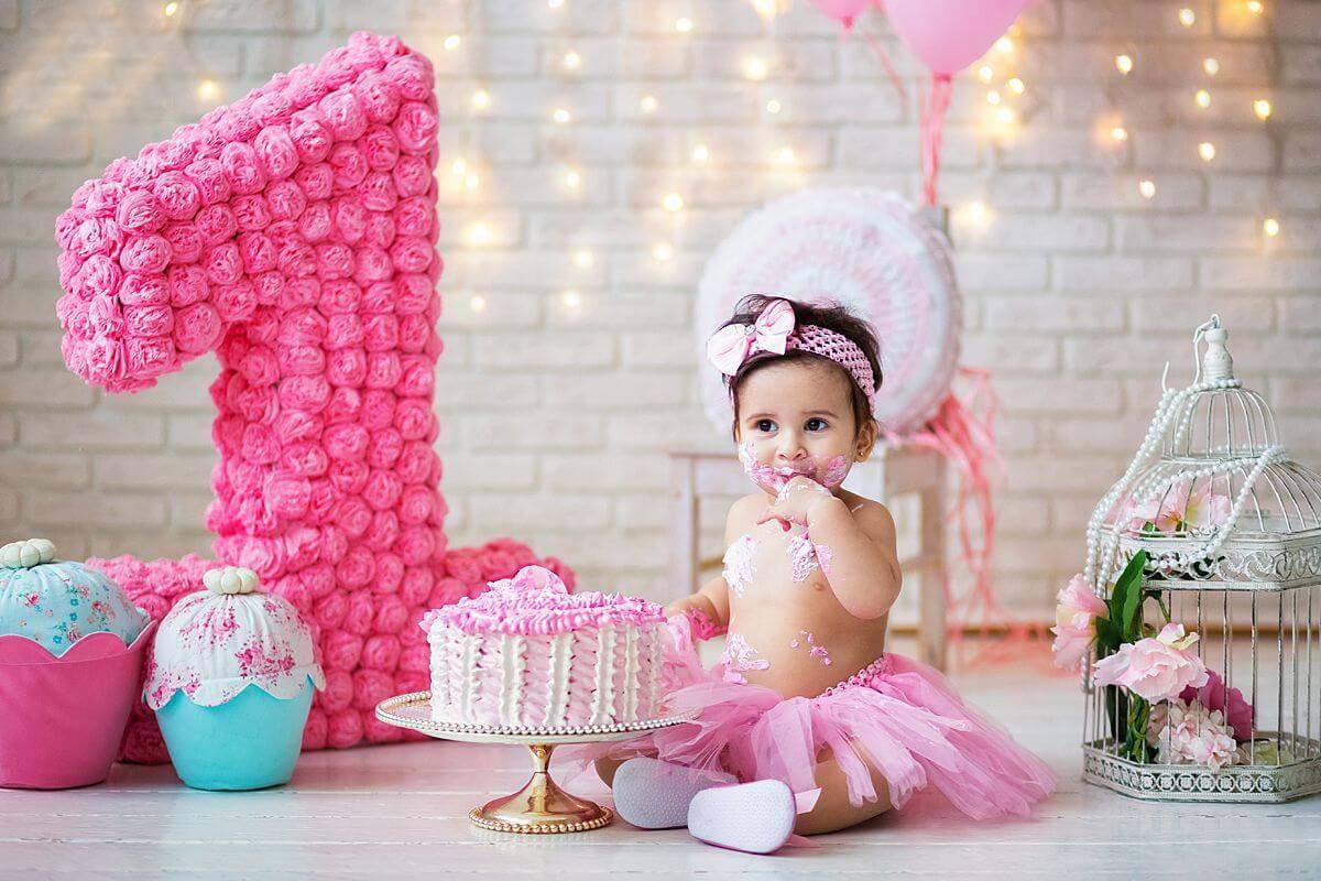 День рождения ребенка 1 год идеи